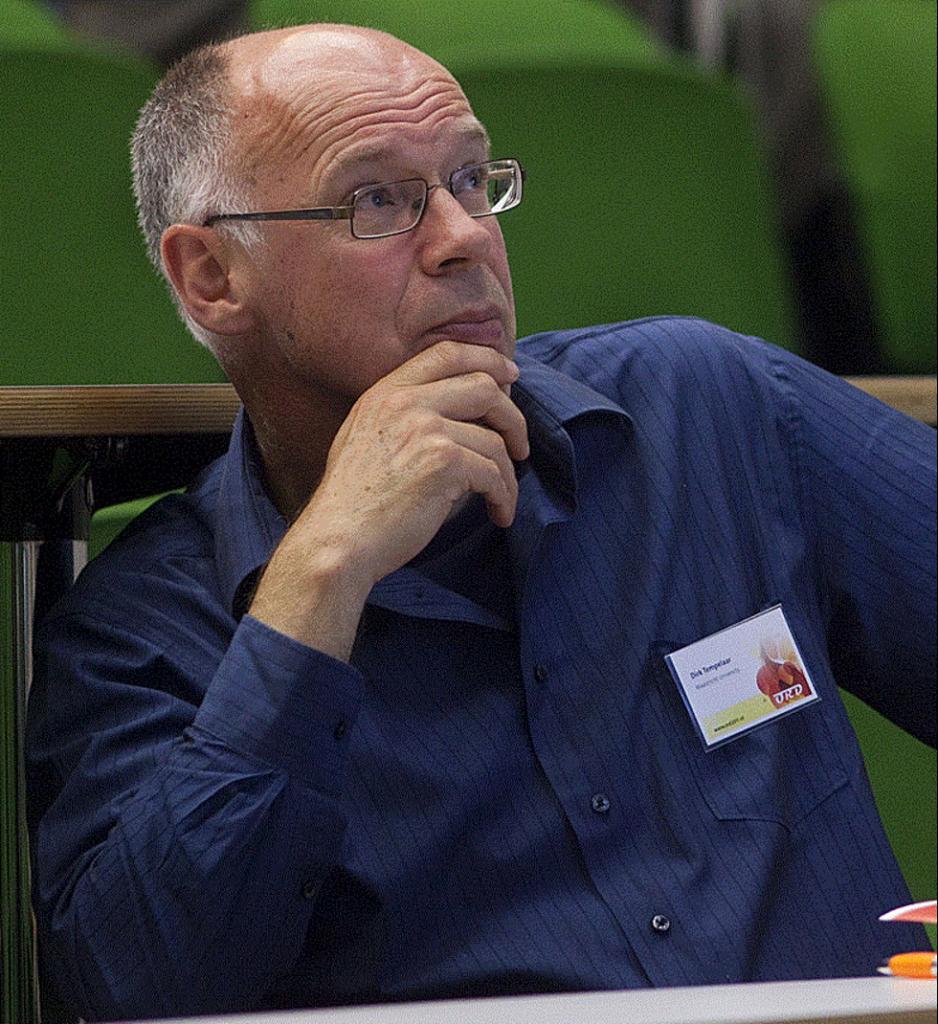 Professor Dirk Tempelaar